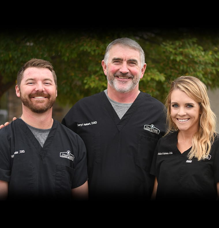 team of Powdersville South Carolina dentists